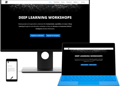 Deep Learning Workshops