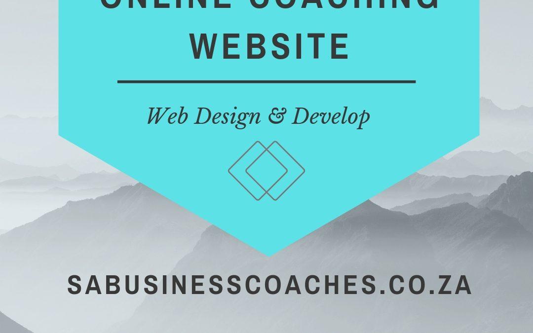 SA Business Coaches Portfolio