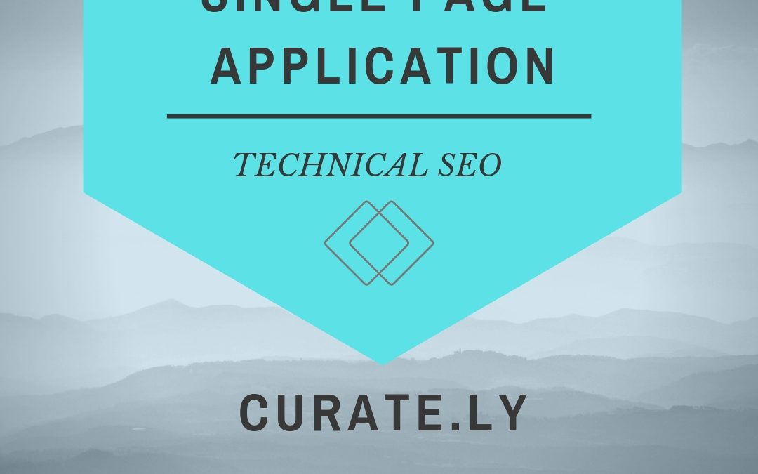 How To get a Single Page Application Indexed