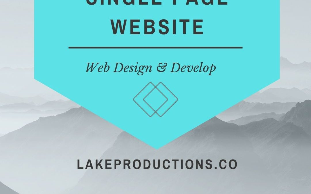 Lake Productions – Website
